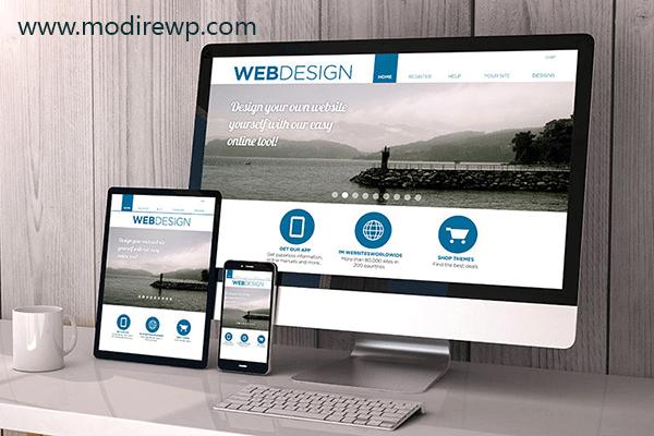 کسب درآمد از طریق طراحی سایت